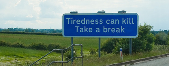 Tiredness can kill the trading bank