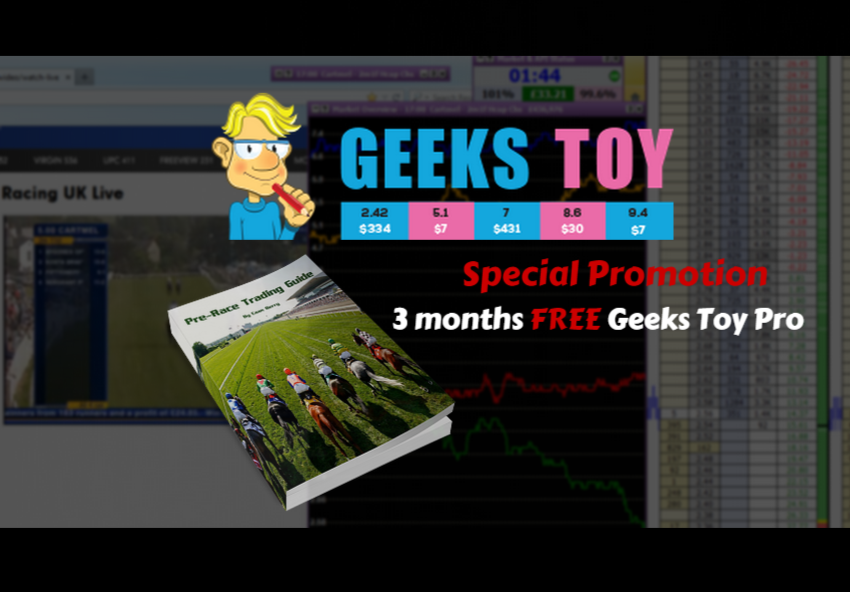 Geeks toy trading strategy