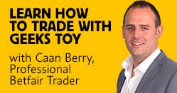 Betfair horse trading systems