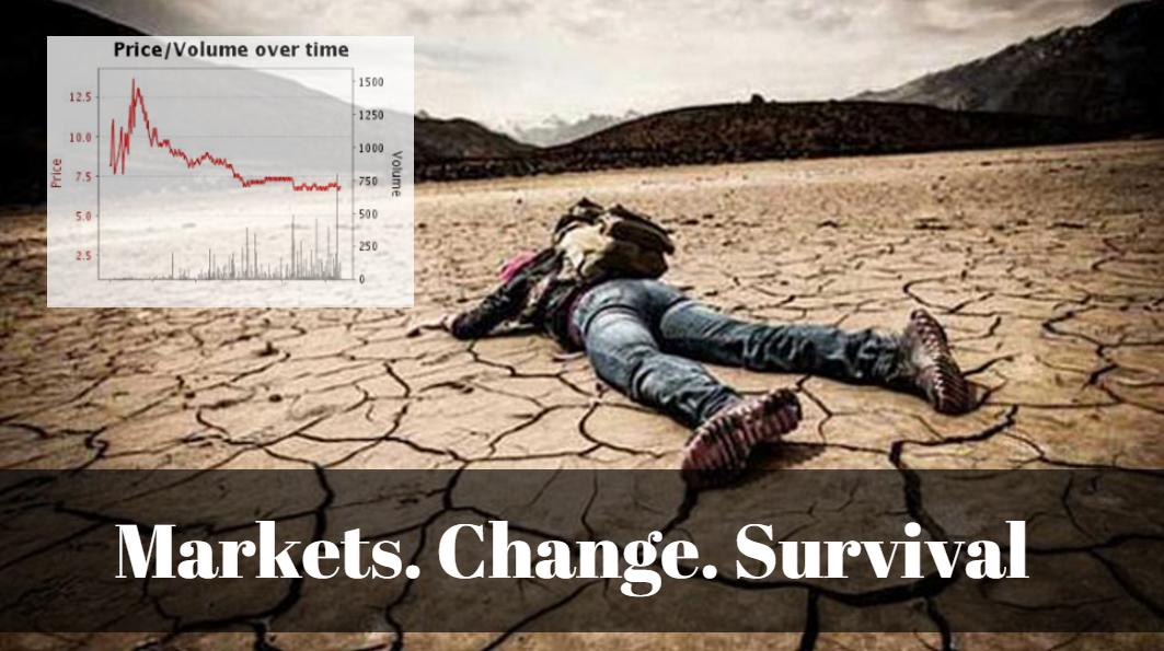 Survival in Betfair Markets