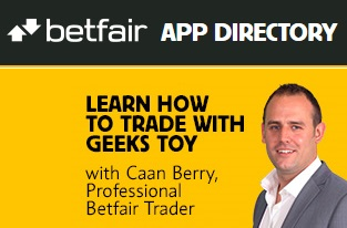 Betfair Horse Racing Trader