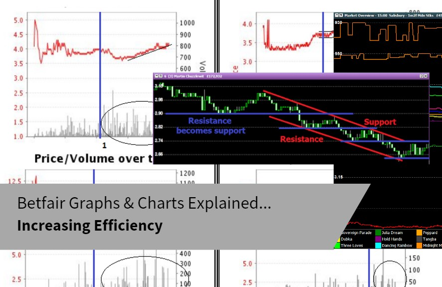 Betfair Graphs, Charts and Trading Analysis | Caan Berry