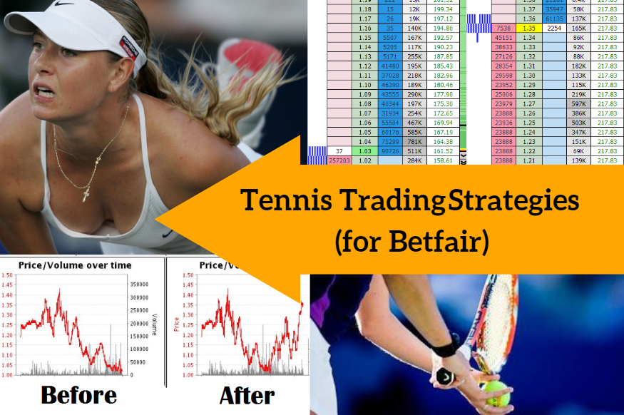 Tennis Trading Strategies for Betfair