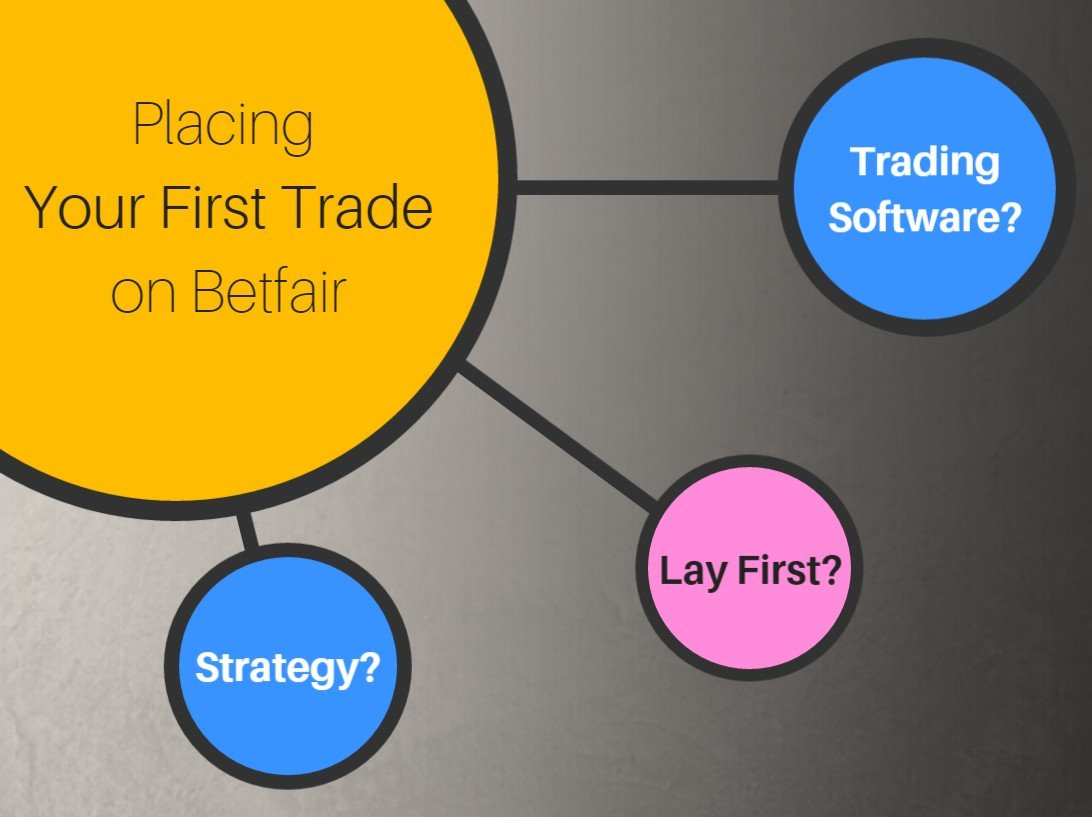 First Betfair Trade