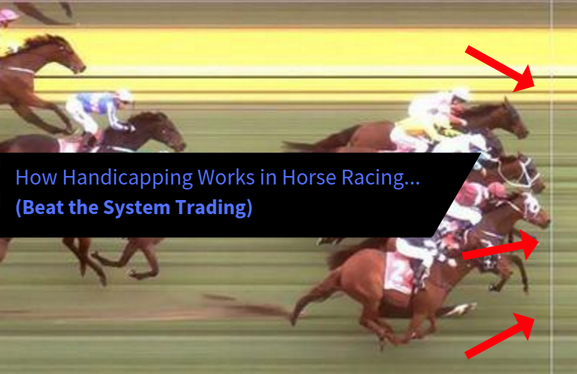Horse race trading systems