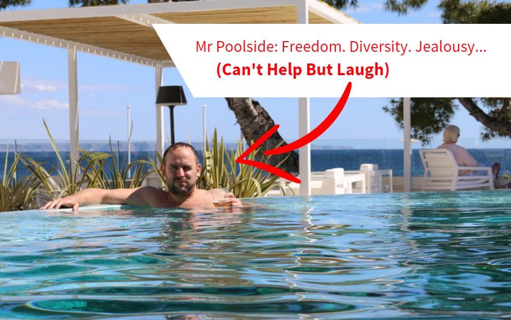 Mr Poolside