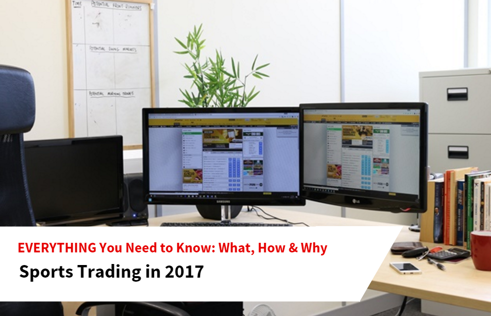 Sports Trading (Full Explanation - What, How and Why) -