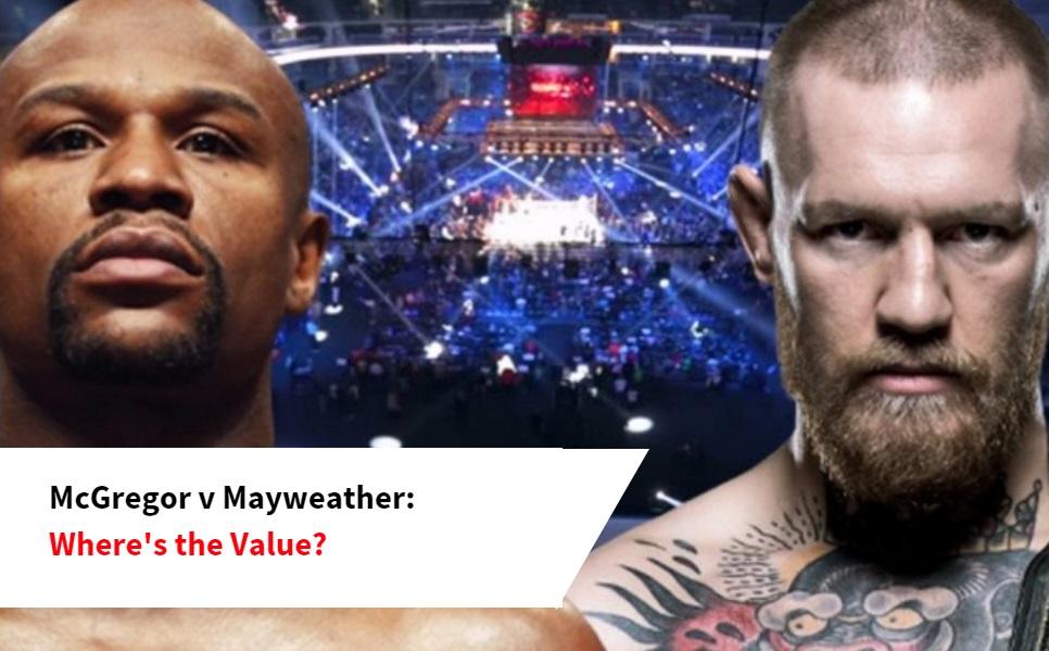 McGregor v Mayweather