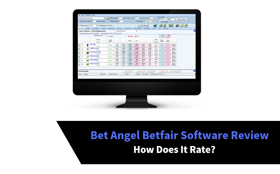 Bet Angel Software Review