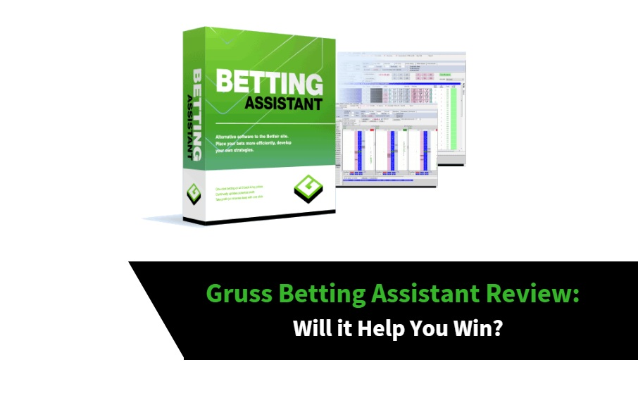 Gruss Betting Assistant Review Betfair