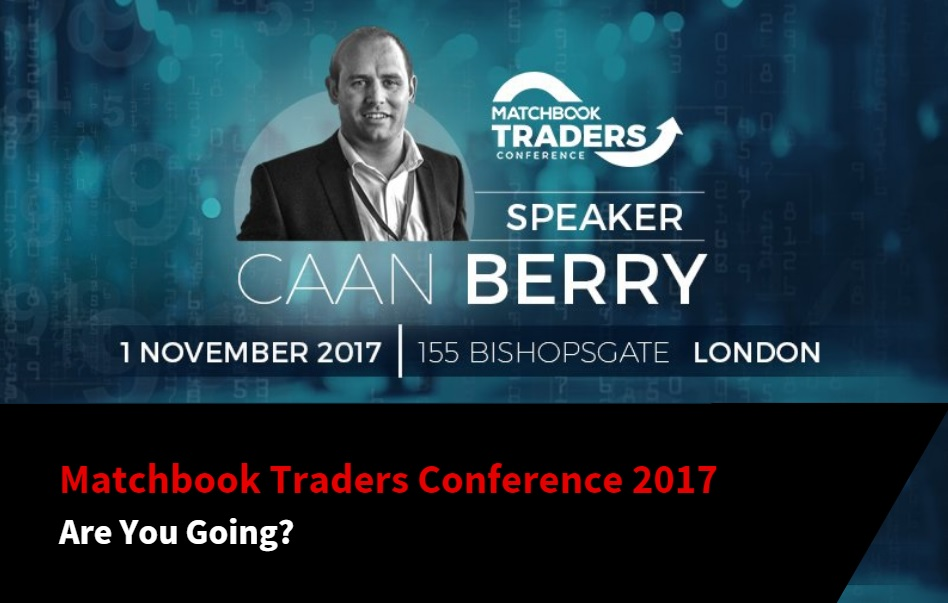 Matchbook Traders Conference