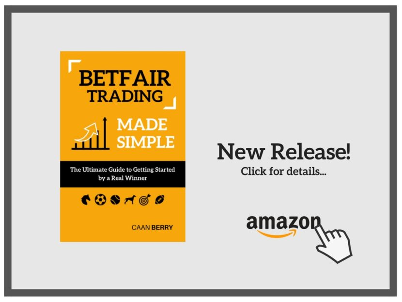 Betfair Trading Made Simple Book