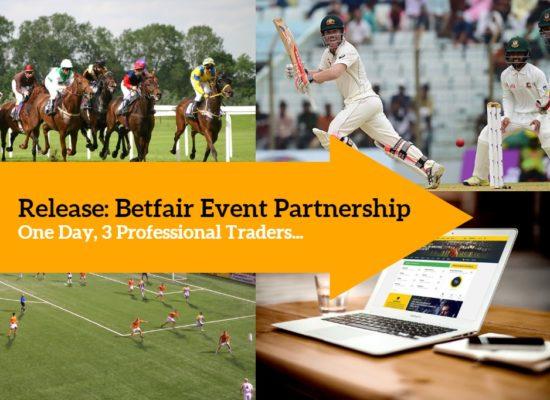Betfair Event Details