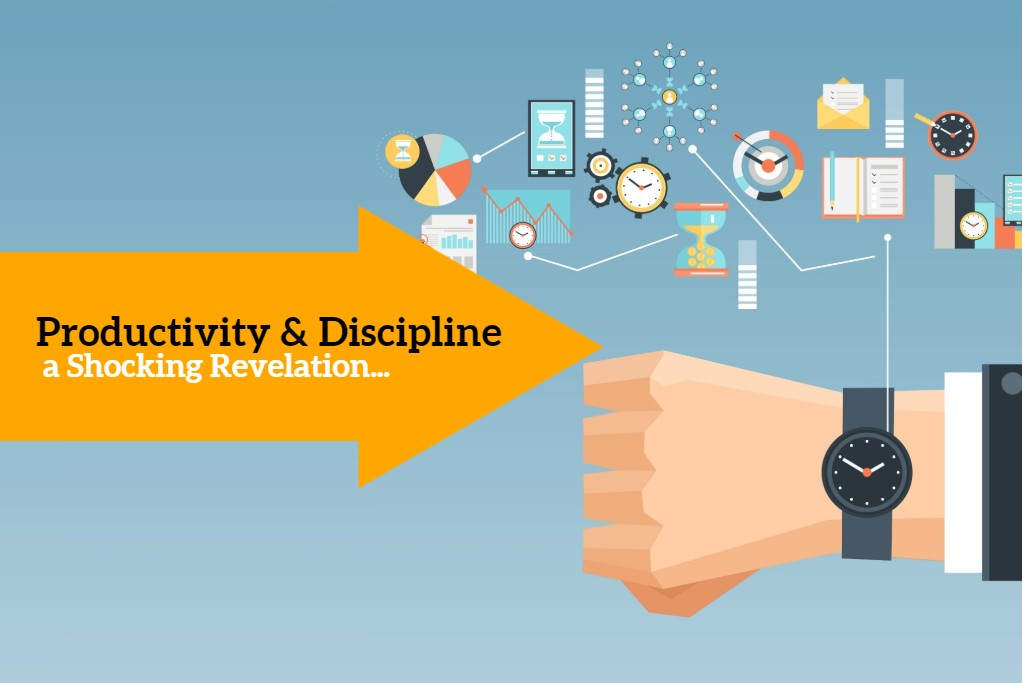 productivity and discipline caan berry