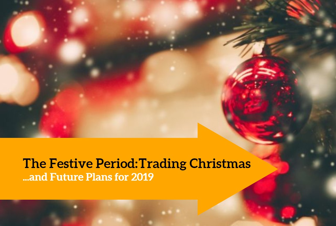 Trading Christmas.The Festive Period Trading Christmas