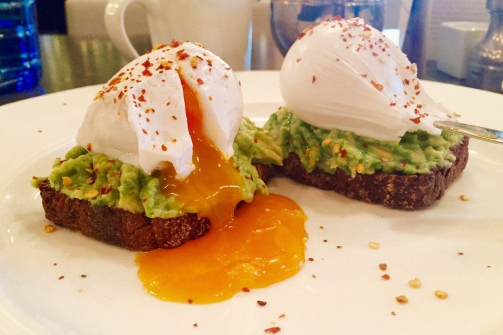 Healthy Fat Loss Breakfast