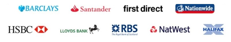 bank logo selection UK