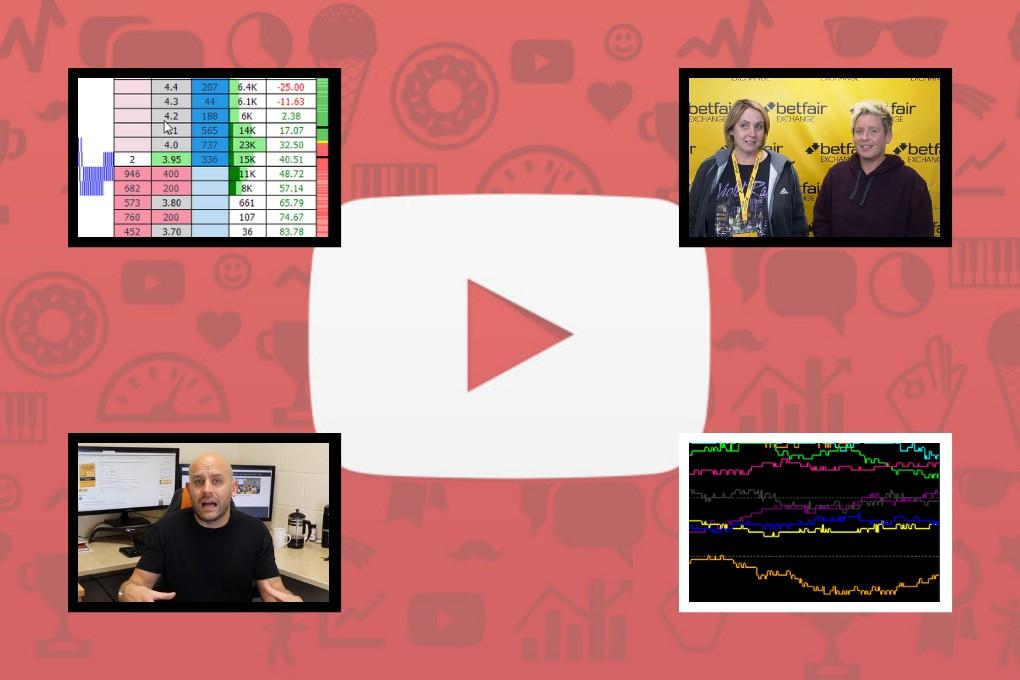 5 best betfair trading videos