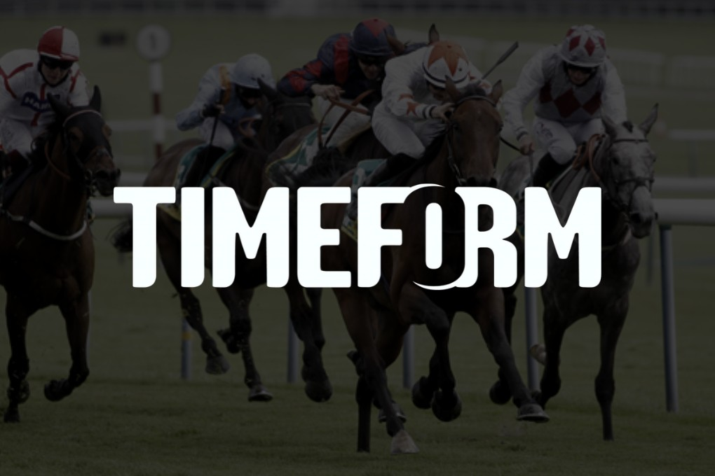 Timeform Logo Horses Racing