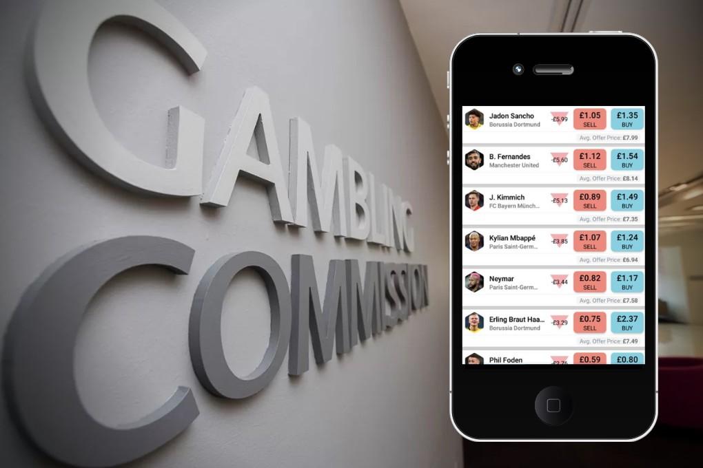Gambling Commission Complaint